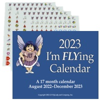 The 2017 FlyLady Calendar and Sticker Kit