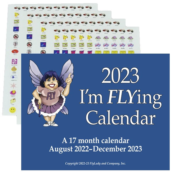 Календарь леди флай