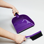 FlyLady Rubba Brush and Dustpan Set