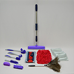 The Essential Cleaning Tools Package