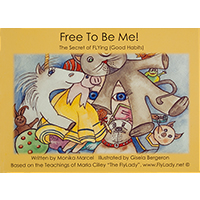 Free to Be Me by Monika Marcel
