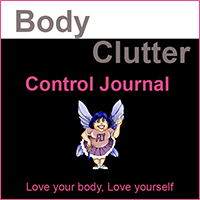 Printable Body Clutter Control Journal (Digital Download)
