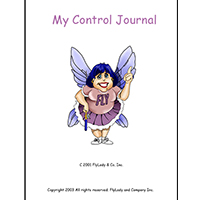 Printable My Control Journal (Digital Download)